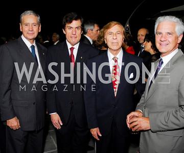 Kyle Samperton,September 15,2009,Farewell Party for Amb. Castellaneta at the Residence of the Italian Ambassador,Amb,Giovanni Castellaneta,Marco D'Ambrosio,Diego D'Ambrosio, Joe Ciricione
