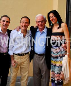 Luca Ferrari, Ricardo Ernst, John Mason, Mariachiara Ferrari