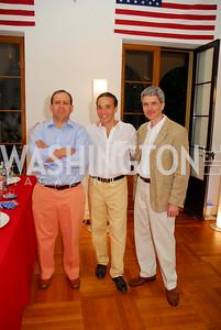 Ramon Guzman, Ricardo Ernst, Nikos Zaimis,