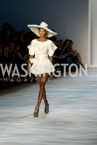 Christian Siriano Runway Show, Mercedes-Benz Fashion Week Spring 2010, Photos by Jodi King