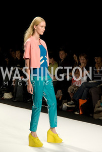 Academy of Art University,  Mercedes-Benz Fashion Week Spring 2010, Photos by Jodi King