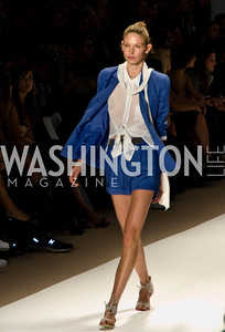 Charlotte Ronson Runway Show, Mercedes-Benz Fashion Week Spring 2010, Photos by Jodi King