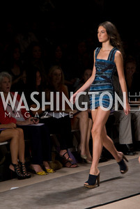 Herve Leger by Max Azria Runway Show, Mercedes-Benz Fashion Week Spring 2010, Photos by Jodi King