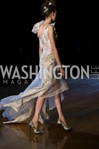 Toni Maticevski Runway Show Mercedes-Benz Fashion Week Spring 2010, Photos by Jodi King