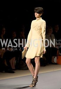 Vivienne Tam runway show, Mercedes-Benz Fashion Week Spring 2010, Photos by Jodi King