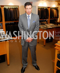 Kyle Samperton,September 19,2009,All Access Fashion,Tysons Galleria,James,Ray Ybarme