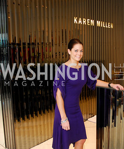 Kyle Samperton,September 19,2009,ALL Access Fashion,Tysons Galleria,Karen Millen,Alexandra Fitch