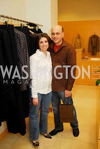 Kyle Samperton,September 19,2009 All Access Fashion,Tysons Galleria,Max Mara,Amy McNaul,Keith Mcnaul