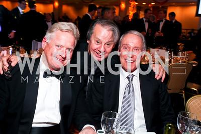 Braun Jones, Mickey Berra, Jim Kimsey. Fight Night 20th Anniversary. Hilton Hotel. November 5, 2009. photos by Tony Powell
