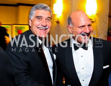 Arthur Fuccillo and Dave Dorros. Fight Night 20th Anniversary. Hilton Hotel. November 5, 2009. photos by Tony Powell