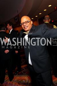 Jazz Artist Ski Johnson. Fight Night 20th Anniversary. Hilton Hotel. November 5, 2009. photos by Tony Powell