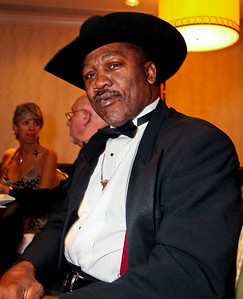 """Former World Heavyweight Boxing Champion """"Smokin'""""Joe Frazier. Fight Night 20th Anniversary. Hilton Hotel. November 5, 2009. photos by Tony Powell"""