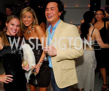 Bridget Hess, Kim Clancy, Tap Sriburi, Photograph by Kyle Samperton