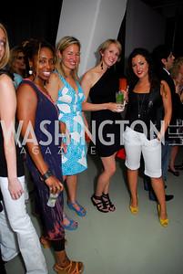 Veronica Jackson, Phillipa Hughes, Holly Thomas, Hannah Croll, Photograph by Kyle Samperton