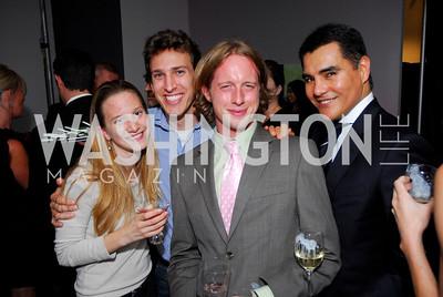 Kristin Ricci, Cullen Roberts, Ashton Moore, Xavier Equihuos, Photograph by Kyle Samperton