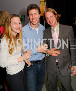 Kristin Ricci, Cullen Roberts, Ashton Moore, Photograph by Kyle Samperton