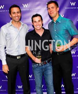 Greg Fuller, Kyle Levine, Brad Heller, Photograph by Kyle Samperton