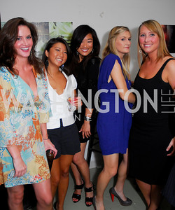 Hadley Gamble, Anne Lee, Pamela Sorensen, Tiffany Carter, Heather Guay, Photograph by Kyle Samperton