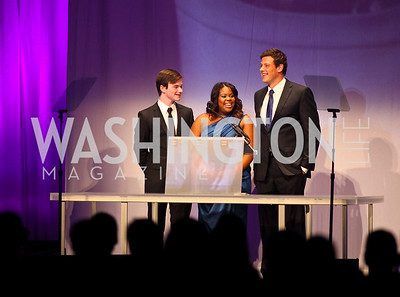 Cast of Glee. 13th Annual Human Rights Campaign National Dinner. DC Convention Center. October 10, 2009. photos by Tony Powell