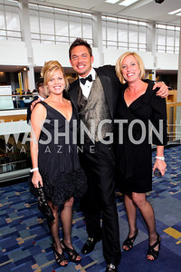 Karen Aronoff, Jason Rogers, Vickie Holtmeier. 13th Annual Human Rights Campaign National Dinner. DC Convention Center. October 10, 2009. photos by Tony Powell