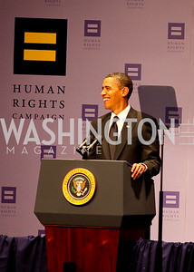 13th Annual Human Rights Campaign National Dinner. DC Convention Center. October 10, 2009. photos by Tony Powell