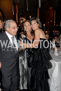 Samia Farouki and Beth Dozoretz