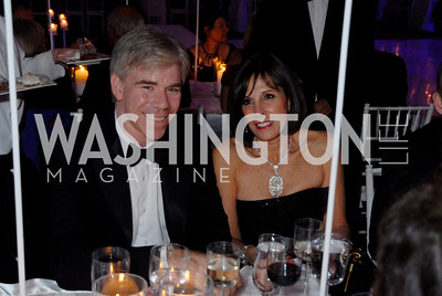 David Gregory and Beth Dozoretz