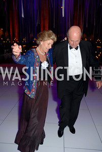Diana Negroponte and John Negroponte
