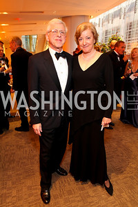 Mark and Amoretta Epstein. Harman Center for the Arts Annual Gala. October 25, 2009. photos by Tony Powell