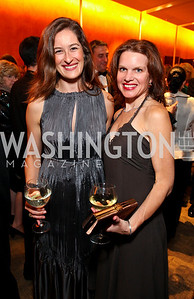 Ellen Gonda and Ashley Allen. Harman Center for the Arts Annual Gala. October 25, 2009. photos by Tony Powell