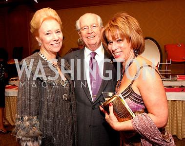 dorothy mcsweeney, bill mcsweeney, sarah valente Photo by Tony Powell