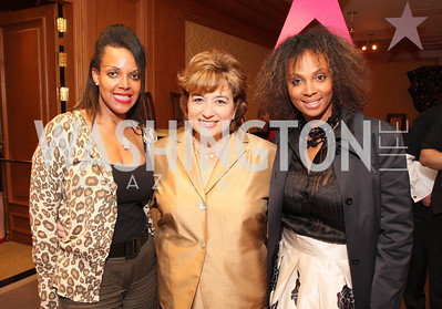 kim watson, linda levy, jacqueline grossman Photo by Tony Powell