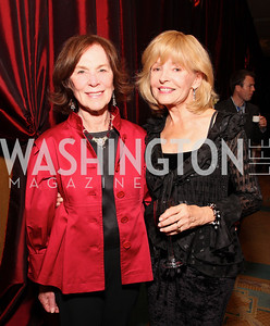 gloria weissberg, bonnie nelson schwartz Photo by Tony Powell