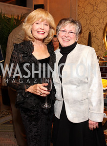 bonnie nelson schwartz, rosemary pardee Photo by Tony Powell