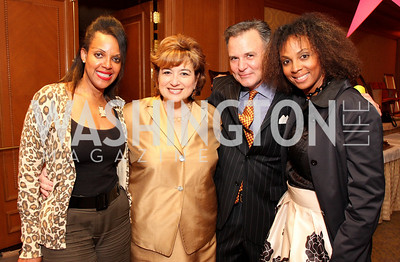 kim watson ,linda levy grossman, tom foster, Photo by Tony Powell