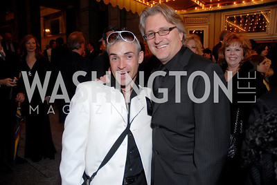 Matt Conner, Eric Schaeffer,  Photograph by Tony Powell