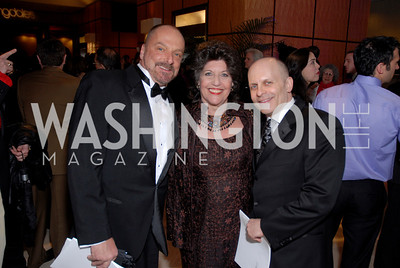 John Abbot, Carole Schwartz, Jeff Slavin  Photo by Kyle Samperton