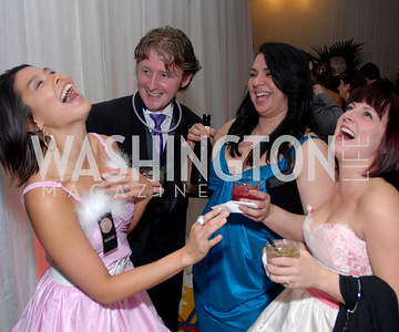 Cyana Coor, Kurt Boehn, Priscilla Cuella, Rachel Brennan  Photo by Kyle Samperton