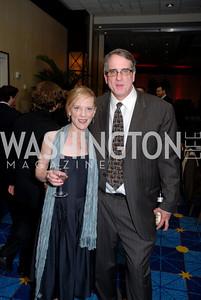 Lisa Lias, Ron Kaye  Photo by Kyle Samperton