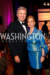 "Stuart and Wilma Bernstein. Joan Hisaoka ""Make a Difference"" Gala. Mandarin Oriental Hotel. October 24, 2009. photos by Tony Powell"