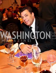 """Richard Kay. Joan Hisaoka """"Make a Difference"""" Gala. Mandarin Oriental Hotel. October 24, 2009. photos by Tony Powell"""