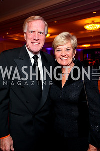 "Ken and Faye Morrissette. Joan Hisaoka ""Make a Difference"" Gala. Mandarin Oriental Hotel. October 24, 2009. photos by Tony Powell"