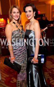 """Lana Orloff, Carolina Furukrona. Joan Hisaoka """"Make a Difference"""" Gala. Mandarin Oriental Hotel. October 24, 2009. photos by Tony Powell"""