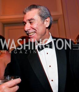 "Carlos Gutierrez. Joan Hisaoka ""Make a Difference"" Gala. Mandarin Oriental Hotel. October 24, 2009. photos by Tony Powell"