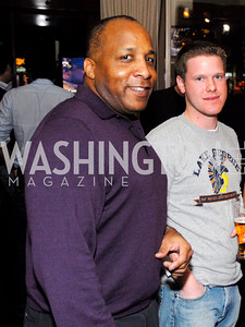 Skip Henderson and Stephen Andrews, Photo by Kyle Samperton