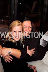 Julie Wood and Cami Mazard, Photo by Kyle Samperton