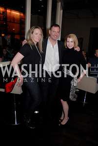 Brigette Dittberner, Sean Simmen, and Morgan Barnes, Photo by Kyle Samperton