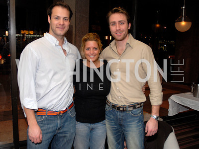 Chris Gale, Victoria Michael, and Phillipe Cousteau. Photo by Kyle Samperton