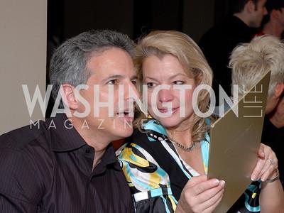 Steve Renna and Marlene Colucci, Photo by Kyle Samperton