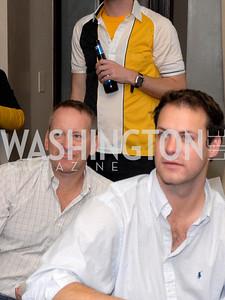 Chris Davis and Chris Gale, Photo by Kyle Samperton